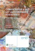 comentarios a la ley de economía sostenible (ebook)-santiago a. bello paredes-9788481269819