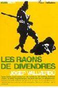 LES RAONS DE DIVENDRES - 9788484376019 - JOSEP VALLVERDU
