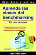 aprenda las claves del benchmarking en una semana-john macdonald-steve tanner-9788496426719