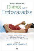 DIETAS PARA EMBARAZADAS - 9788497346719 - MARTA ANGUERA
