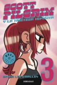 SCOTT PILGRIM Y LA TRISTEZA INFINITA (VOL. 3) - 9788499082219 - BRYAN LEE O MALLEY