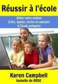 Descarga gratuita de libros de audio y texto. RÉUSSIR À L'ÉCOLE