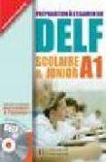 DELF A1+CD ESCOLAIRE & JUNIOR+CORRIGES - 9782011554529 - VV.AA.