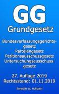 Libros de audio en línea para descargar gratis GG GRUNDGESETZ de BENEDIKT W. HOLLSTEIN 9783967998429