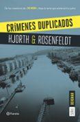 CRÍMENES DUPLICADOS (SERIE BERGMAN 2) - 9788408159629 - MICHAEL HJORTH