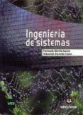 INGENIERIA DE SISTEMAS - 9788415550129 - FERNANDO MORILLA GARCIA
