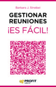 GESTIONAR REUNIONES ¡ES FACIL! - 9788416115129 - BARBARA J. STREIBEL