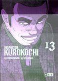 INSPECTOR KUROKOCHI Nº 13 - 9788417276829 - TAKASHI NAGASAKI