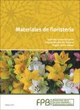 materiales de floristería-gabriela cuevas gonzalez-rosario miralles de imperial-9788428398329