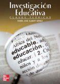 LA INVESTIGACION EDUCATIVA - 9788448159429 - MARIA JOSE ALBERT GOMEZ