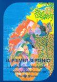 EL PRIMER SEPTENIO - 9788492843329 - RUDOLF STEINER