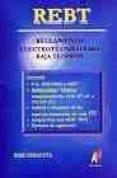 REBT: REGLAMENTO ELECTROTECNICO PARA BAJA TENSION - 9788493300029 - VV.AA.