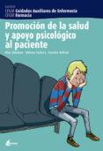 PROMOCION DE LA SALUD Y APOYO PSICOLOGICO AL PACIENTE - 9788496334229 - M. GIMENEZ PEREZ