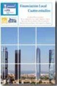 FINANCIACION LOCAL: CUATRO ESTUDIOS - 9788498366129 - JESUS RAMON PRIETO