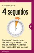 4 segundos (ebook)-peter bregman-9788499449029