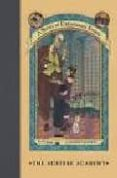 THE AUSTERE ACADEMY (A SERIES OF UNFORTUNATE EVENTS VOL. V) - 9780064408639 - LEMONY SNICKET