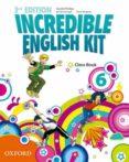 INCREDIBLE ENGLISH KIT 6 CB 3 ED - 9780194443739 - VV.AA.