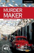 MURDER MAKER (LEVEL 6) - 9780521536639 - MARGARET JOHNSON