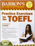 PRACTICE EXERCISES FOR THE TOEFL 7TH EDITION (INCLUYE CD) - 9781438070339 - VV.AA.