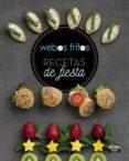 RECETAS DE FIESTA DE WEBOS FRITOS - 9788403507739 - SUSANA PEREZ