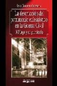 LA DESTRUCCION DEL PATRIMONIO ECLESIASTICO EN LA GUERRA CIVIL: MA LAGA Y SU PROVINCIA - 9788415329039 - JOSE JIMENEZ GUERRERO