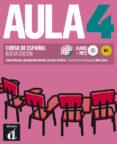 AULA 4 LIBRO DEL ALUMNO+CD NUEVA EDICIÓN - 9788415620839 - VV.AA.