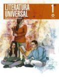 LENGUA LITERATURA UNIVERSAL 1º BACHILLERATO (PROYECTO ARGOS) - 9788415721239 - VV.AA.