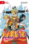 NARUTO Nº 5 (DE 72) (PDA) - 9788415821939 - MASASHI KISHIMOTO