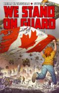 WE STAND ON GUARD Nº 06/06 - 9788416816439 - BRIAN K. VAUGHAN
