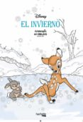 ARTETERAPIA: EL INVIERNO DISNEY - 9788417240639 - VV.AA.