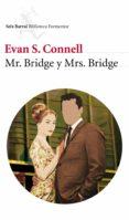MRS. BRIDGE Y MR. BRIDGE - 9788432209239 - EVAN S. CONNELL