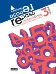 REPASA: CUADERNOS DE MATEMATICAS Y LENGUA 3º PRIMARIA - 9788444172439 - VV.AA.