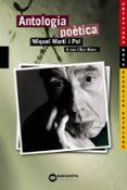 ANTOLOGIA POETICA - 9788448920739 - MIQUEL MARTI I POL