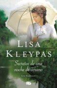 SECRETOS DE UNA NOCHE DE VERANO (LAS WALLFLOWERS 1) - 9788490705339 - LISA KLEYPAS
