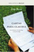 CARTAS PARA CLAUDIA - 9788492981939 - JORGE BUCAY