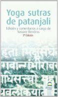 YOGA SUTRAS DE PATANJALI (3ª ED.) - 9788498271539 - YASSINE BENDRISS