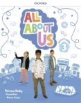 ALL ABOUT US 3 ACTIVITY BOOK  PACK - 9780194562249 - VV.AA.