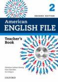 AMERICAN ENGLISH FILE 2 TB PK 2ED - 9780194776349 - VV.AA.