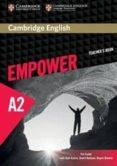 CAMBRIDGE ENGLISH EMPOWER ELEMENTARY TEACHER S BOOK - 9781107466449 - VV.AA.