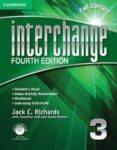 INTERCHANGE LEVEL 3 FULL CONTACT WITH SELF-STUDY DVD-ROM 4TH EDITION - 9781107666849 - VV.AA.