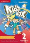 KID S BOX LEVEL 2 FLASHCARDS (PACK OF 103) 2ND EDITION - 9781107680449 - VV.AA.