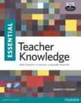 essen teach know bk and dvd pk-jeremy harmer-9781408268049