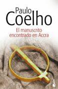 EL MANUSCRITO ENCONTRADO EN ACCRA - 9788408142249 - PAULO COELHO