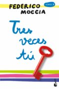 TRES VECES TU - 9788408183549 - FEDERICO MOCCIA
