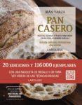 PAN CASERO (EDICIÓN ESPECIAL) - 9788416368549 - IBAN YARZA