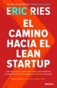 el camino hacia el lean startup (ebook)-eric ries-9788423429349