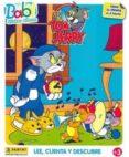 TOM & JERRY (BABY STICKER ALBUM) - 9788427868649 - VV.AA.