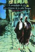 EL ESCARABAJO DE ORO; LOS CRIMENES DE LA CALLE MORGUE (AULA DE LI TERATURA) (2ª ED., 9ª REIMP.) - 9788431635749 - EDGAR ALLAN POE