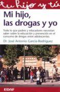 MI HIJO, LAS DROGAS Y YO NTRE ADOLESCENTES - 9788441407749 - JOSE ANTONIO GARCIA-RODRIGUEZ