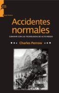 accidentes normales (ebook)-charles perrow-9788493789749